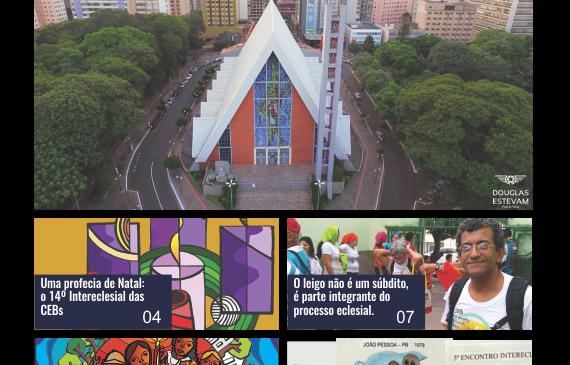 A CAMINHO  edição 5: Londrina, Cidade que Acolhe
