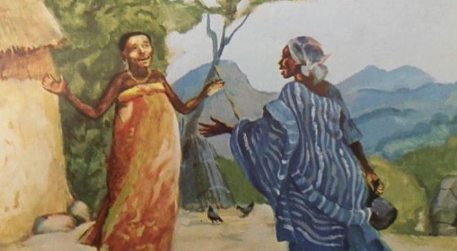 Maria é a legítima representante de todos os pobres que têm esperança.