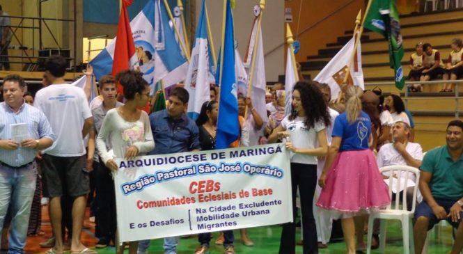 6º Encontrão das CEBs da Arquidiocese de Maringá