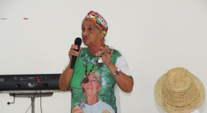 CEBs Regional NE 5  A  Caminho do  14º Intereclesial das CEBs-Entrevista com Lourdes Nogueira, das CEBs e da Cáritas do Maranhão
