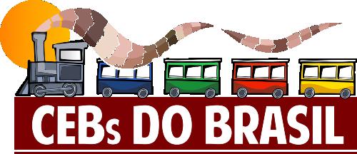 Logotipo CEBs do Brasil. Vamos espalhar essa idéia!