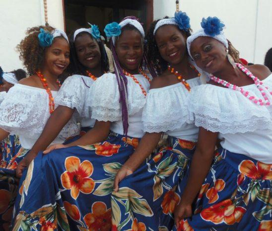 Missa dos quilombos: CEBs São Luis MA