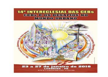 Organização explica metodologia do 14º Intereclesial de CEBs em Londrina (PR)