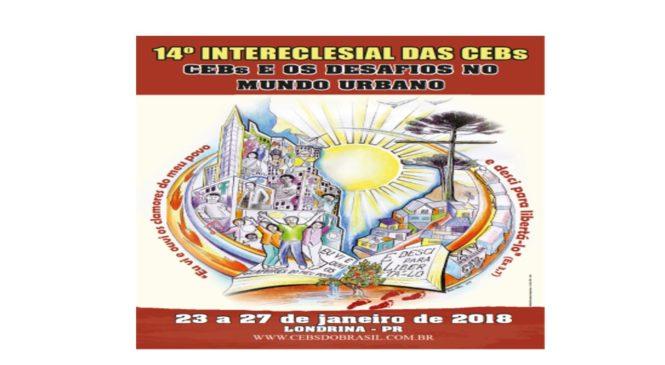 Londrina sedia Intereclesial das CEBs do Brasil.