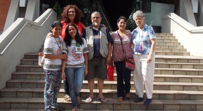 Mensaje de las  Comunidades Eclesiales de Base de Argentina para CEBs do Brasil