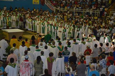Carta do Clero da Arquidiocese de Londrina- Apoio a Dom Geremias e as CEBs