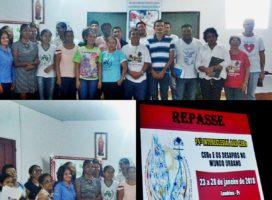 Hora do Agir  das CEBs – Comunidade de Costa Marques – RO