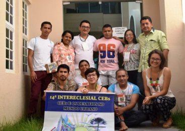 Intereclesial: rezando e refletindo os desafios das cidades e seus efeitos na vida do povo de Deus.