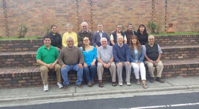 Reunión Equipo de Trabajo CEB Continental