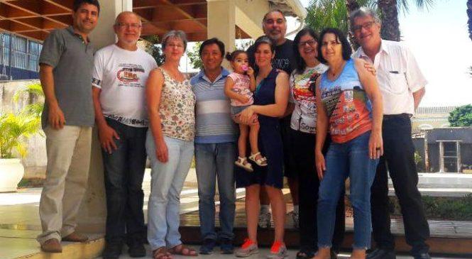 ENCONTRO DIOCESANO DE CEBs DA DIOCESE DE PIRACICABA Regional Sul I