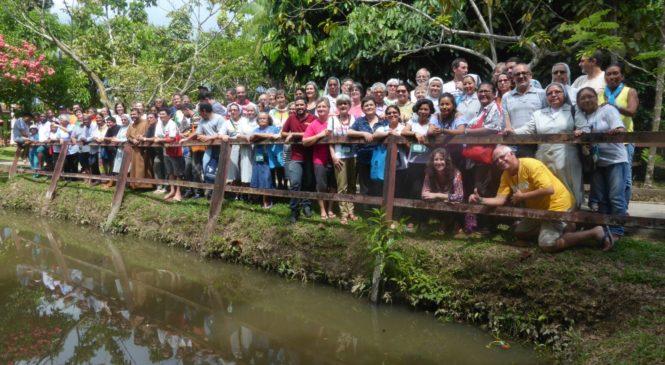 Mensagem do Encontro de Congregações Religiosas com Projetos em Perspectiva Panamazónica