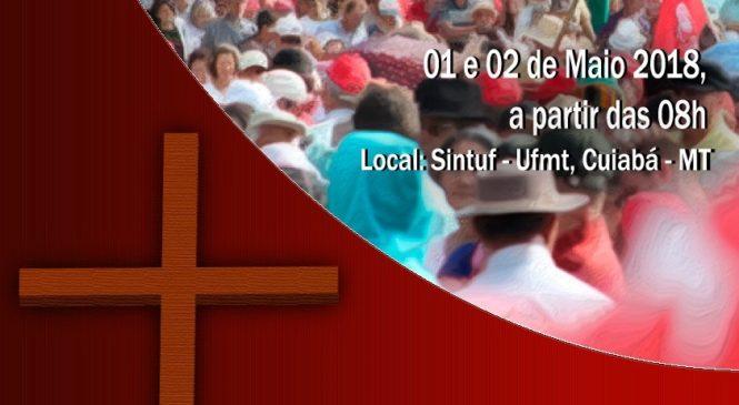 Mato Grosso celebra Romaria dos Trabalhadores e Trabalhadoras e Romaria das Terras e das Águas