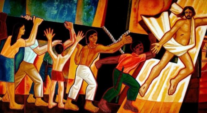 """Teologia da Libertação: """"Deus e os Pobres continuam"""".  Padre Júlio Ferreira"""