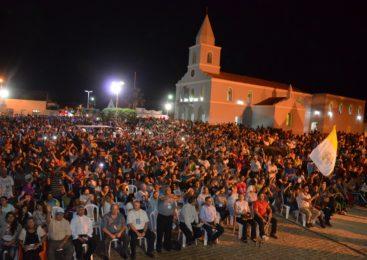 Caminhada e Missa marcam o encerramento da 14ª Romaria da Terra e das Água do Regional Nordeste IV.