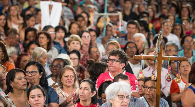 Celebração de abertura da 41ª Romaria da Terra e das Águas destaca a violência e a ausência de justiça no Brasil