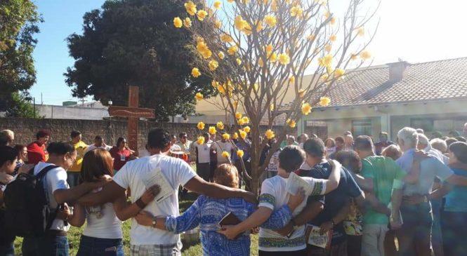 Ampliada das CEBs  em Rondonópolis MT: Tempo de graça, partilha, crescimento, avaliação e espiritualidade.
