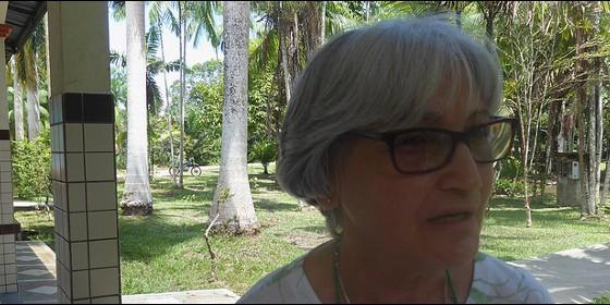 """Guaracema Tupinambá: """"Para falar de ministérios teríamos que nos despir dos modelos que nós temos, fechados nos sacramentos""""."""