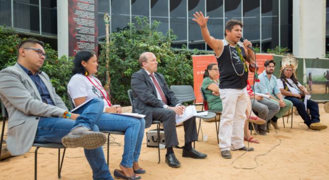 Nota contra Parecer 001 da Advocacia Geral da União no Dia Internacional dos Povos Indígenas