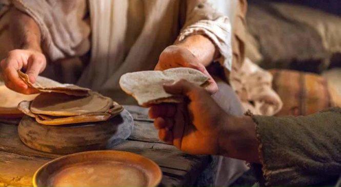 Ser Pão  que  Ativa  e Sustenta Vidas – Pe. Adroaldo sj