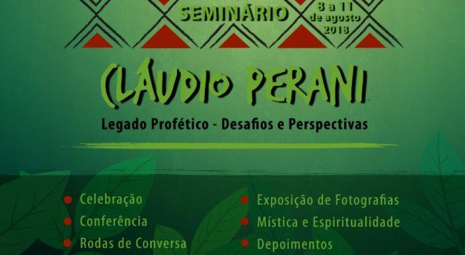 Cláudio Perani, precursor da Igreja em saída de Francisco