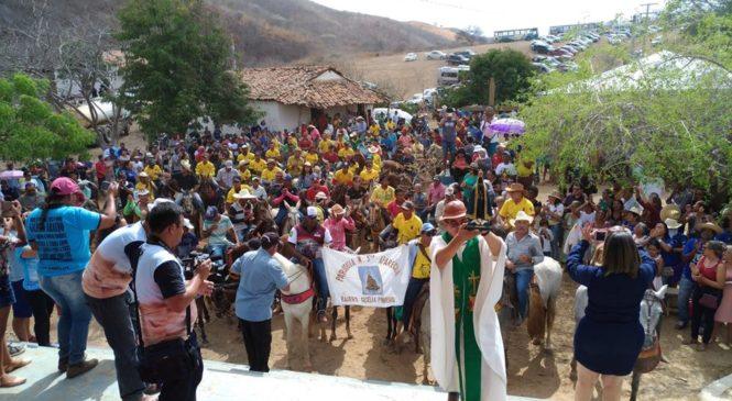 19ª Romaria da Santa Cruz do Deserto no Caldeirão do Beato Zé Lourenço
