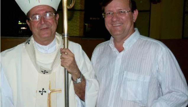 """José Ricardo Wendling: """"um padre que apóia Bolsonaro deveria sair da Igreja católica, porque ela não prega isso"""""""