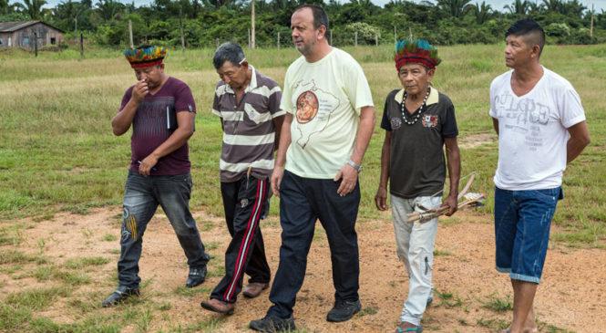 """Dom Roque Paloschi: """"Precisamos de uma Igreja Comprometida com a Vida e os Sonhos dos pequenos""""."""