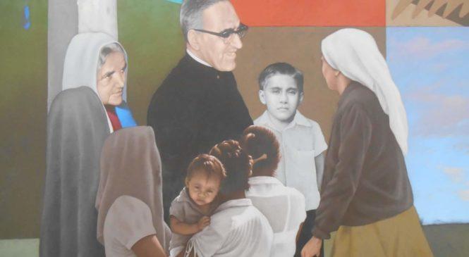La iglesia ha de ocuparse de los derechos del pueblo… esto no es marxismo; ésta es la verdadera enseñanza de la Iglesia. Dom oscar Romero