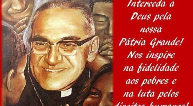 Um martírio político e o momento brasileiro. Marcelo Barros