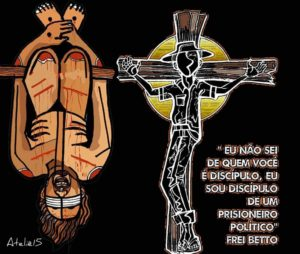 Resultado de imagem para Jesus prisioneiro político