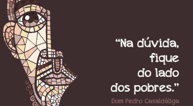 Vocação para a resistência. Marcelo Barros