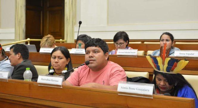 """Marivelton Baré: """"Que o Papa Francisco contemple os povos indígenas como prioridade, é importante"""""""