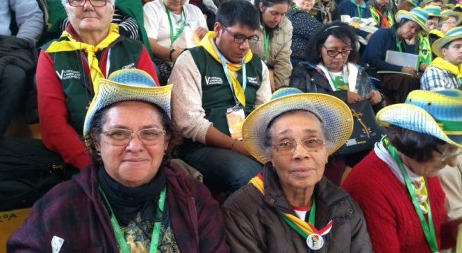 Depoimento de liderança de CEB mostra vigor do trabalho missionário na América Latina