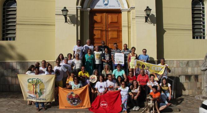 Reunião ampliada da equipe e animação das CEBs de Minas Gerais