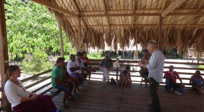Povos Indígenas de Manaus e Entorno recebem apoio da Cáritas