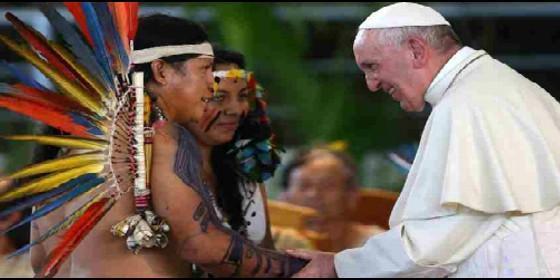 A REPAM Expressa seu Pleno Apoio e Solidariedade ao Papa Francisco