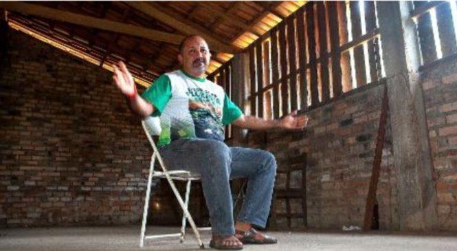"""Se for para Morrer Defendendo esse Povo eu acho que Estou Pronto""""(Padre Amaro, da CPT de Anapu, Pará)."""