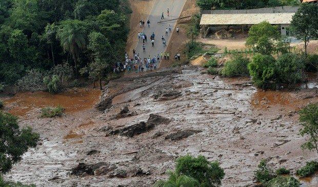 Mensagem da Ampliada Nacional das CEBs do Brasil às vítimas do rompimento da barragem em Brumadinho – MG