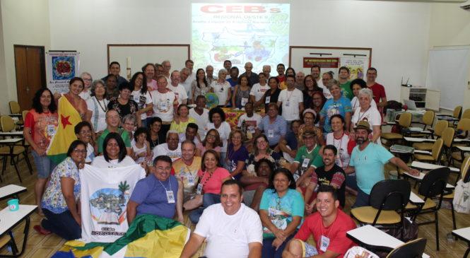 Ampliada reflete sobre a caminhada das CEBs no Brasil