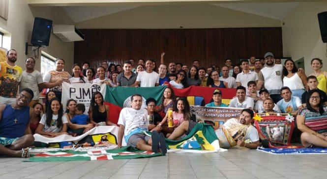 Palmares recebeu o 3° Encontro de Jovens da PJMP NE2