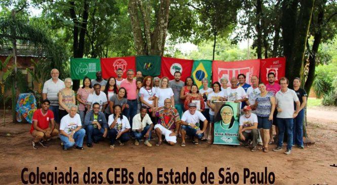 Carta da Colegiada das Comunidades Eclesiais de Base do Estado de São Paulo