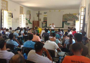 "A sinodalidade é identidade e característica da igreja, nos faz ""caminhar juntos"". CEBs diocese de Rui Barbosa"