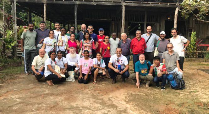 """""""Ajuda para uma evangelização sempre mais encarnada na realidade"""", objetivo do Curso sobre Realidade Amazônica"""