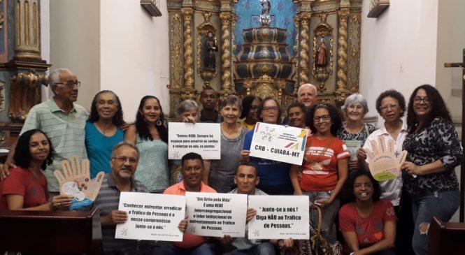 Rede Um Grito pela Vida celebra padroeira e mobiliza contra tráfico humano
