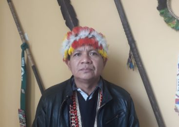 """José Gregório Díaz Mirabal: """"O Papa Francisco é fundamental para que outro genocídio na Amazônia não volte a acontecer"""""""